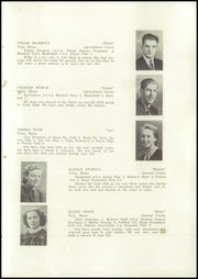Unity High School - Monitor Yearbook (Unity, ME) online yearbook collection, 1940 Edition, Page 13