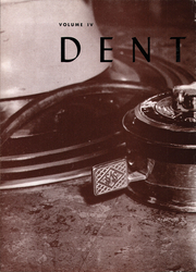 Page 6, 1955 Edition, University of Alabama School of Dentistry - Dentala Yearbook (Birmingham, AL) online yearbook collection