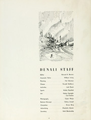 University of Alaska Fairbanks - Denali Yearbook (Fairbanks, AK) online yearbook collection, 1949 Edition, Page 8