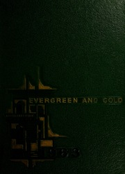 University of Alberta - Evergreen and Gold Yearbook (Edmonton, Alberta Canada) online yearbook collection, 1963 Edition, Cover