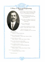Page 16, 1918 Edition, University of Arizona - Desert Yearbook (Tucson, AZ) online yearbook collection