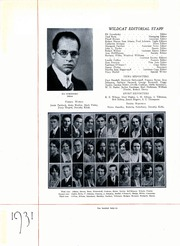 University of Arizona - Desert Yearbook (Tucson, AZ) online yearbook collection, 1931 Edition, Page 156