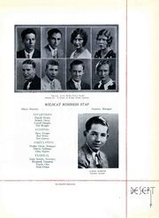 University of Arizona - Desert Yearbook (Tucson, AZ) online yearbook collection, 1931 Edition, Page 157 of 340