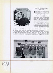 University of Arizona - Desert Yearbook (Tucson, AZ) online yearbook collection, 1931 Edition, Page 36