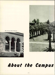 University of Arizona - Desert Yearbook (Tucson, AZ) online yearbook collection, 1950 Edition, Page 14