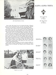 University of Arizona - Desert Yearbook (Tucson, AZ) online yearbook collection, 1961 Edition, Page 318