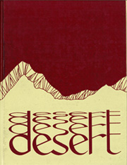 University of Arizona - Desert Yearbook (Tucson, AZ) online yearbook collection, 1975 Edition, Cover