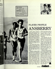 University of Arizona - Desert Yearbook (Tucson, AZ) online yearbook collection, 1985 Edition, Page 189