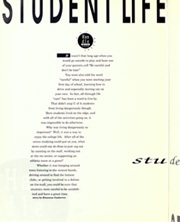 Page 6, 1993 Edition, University of Arizona - Desert Yearbook (Tucson, AZ) online yearbook collection