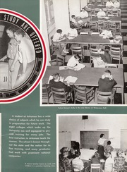 Page 13, 1954 Edition, University of Arkansas Fayetteville - Razorback Yearbook (Fayetteville, AR) online yearbook collection