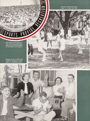 Page 16, 1954 Edition, University of Arkansas Fayetteville - Razorback Yearbook (Fayetteville, AR) online yearbook collection