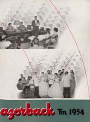 Page 7, 1954 Edition, University of Arkansas Fayetteville - Razorback Yearbook (Fayetteville, AR) online yearbook collection