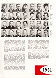 University of Arkansas - Razorback Yearbook (Fayetteville, AR) online yearbook collection, 1961 Edition, Page 127
