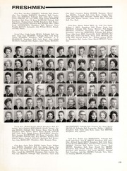 University of Arkansas - Razorback Yearbook (Fayetteville, AR) online yearbook collection, 1962 Edition, Page 129