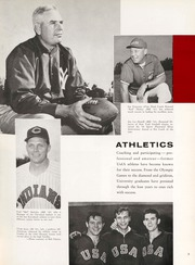 Page 9, 1962 Edition, University of Arkansas Fayetteville - Razorback Yearbook (Fayetteville, AR) online yearbook collection