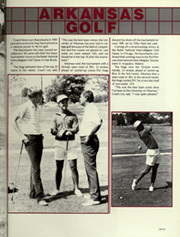 University of Arkansas - Razorback Yearbook (Fayetteville, AR) online yearbook collection, 1985 Edition, Page 431