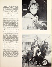 Page 13, 1959 Edition, University of Bridgeport - Wistarian Yearbook (Bridgeport, CT) online yearbook collection