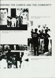 Page 11, 1988 Edition, University of Bridgeport - Wistarian Yearbook (Bridgeport, CT) online yearbook collection