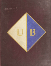 University at Buffalo - Buffalonian Yearbook (Buffalo, NY) online yearbook collection, 1898 Edition, Cover