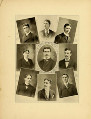 Page 10, 1898 Edition, University at Buffalo - Buffalonian Yearbook (Buffalo, NY) online yearbook collection