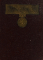 University at Buffalo - Buffalonian Yearbook (Buffalo, NY) online yearbook collection, 1923 Edition, Cover