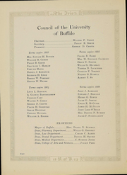 Page 10, 1923 Edition, University at Buffalo - Buffalonian Yearbook (Buffalo, NY) online yearbook collection