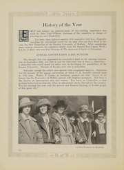 Page 13, 1923 Edition, University at Buffalo - Buffalonian Yearbook (Buffalo, NY) online yearbook collection