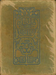 University of California Berkeley - Blue and Gold Yearbook (Berkeley, CA) online yearbook collection, 1917 Edition, Cover