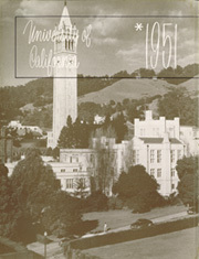 Page 6, 1951 Edition, University of California Berkeley - Blue and Gold Yearbook (Berkeley, CA) online yearbook collection