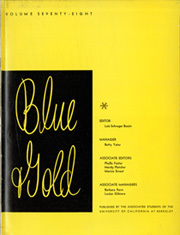Page 7, 1951 Edition, University of California Berkeley - Blue and Gold Yearbook (Berkeley, CA) online yearbook collection