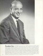 Page 16, 1960 Edition, University of California Berkeley - Blue and Gold Yearbook (Berkeley, CA) online yearbook collection
