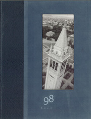 University of California Berkeley - Blue and Gold Yearbook (Berkeley, CA) online yearbook collection, 1998 Edition, Cover