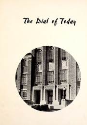 University City High School - Dial Yearbook (University City, MO) online yearbook collection, 1940 Edition, Page 9