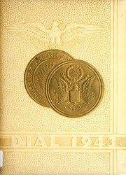 University City High School - Dial Yearbook (University City, MO) online yearbook collection, 1943 Edition, Cover