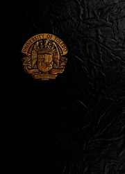 University of Toledo - Blockhouse Yearbook (Toledo, OH) online yearbook collection, 1935 Edition, Cover