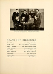 Page 15, 1935 Edition, University of Toledo - Blockhouse Yearbook (Toledo, OH) online yearbook collection