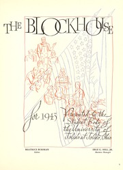 Page 9, 1943 Edition, University of Toledo - Blockhouse Yearbook (Toledo, OH) online yearbook collection