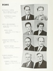 Page 13, 1945 Edition, University of Toledo - Blockhouse Yearbook (Toledo, OH) online yearbook collection