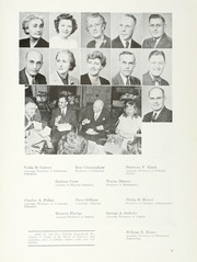 Page 15, 1945 Edition, University of Toledo - Blockhouse Yearbook (Toledo, OH) online yearbook collection