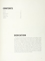 Page 7, 1945 Edition, University of Toledo - Blockhouse Yearbook (Toledo, OH) online yearbook collection