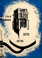 Page 7, 1948 Edition, University of Toledo - Blockhouse Yearbook (Toledo, OH) online yearbook collection