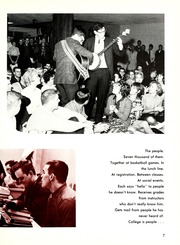 Page 11, 1964 Edition, University of Toledo - Blockhouse Yearbook (Toledo, OH) online yearbook collection