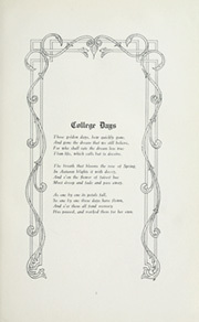 Page 13, 1909 Edition, University of Colorado - Coloradan Yearbook (Boulder, CO) online yearbook collection