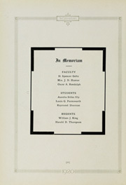 Page 12, 1920 Edition, University of Colorado - Coloradan Yearbook (Boulder, CO) online yearbook collection