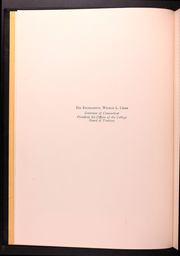 Page 10, 1932 Edition, University of Connecticut - Nutmeg Yearbook (Storrs, CT) online yearbook collection