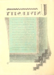 Page 14, 1931 Edition, University of Detroit - Tower Yearbook (Detroit, MI) online yearbook collection