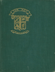 University of Dubuque - Key Yearbook (Dubuque, IA) online yearbook collection, 1921 Edition, Cover