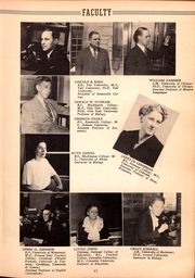 University of Evansville - Linc Yearbook (Evansville, IN) online yearbook collection, 1946 Edition, Page 13