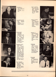 University of Evansville - Linc Yearbook (Evansville, IN) online yearbook collection, 1946 Edition, Page 15