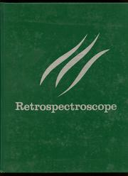 University of Florida College of Medicine - Retrospectroscope Yearbook (Gainesville, FL) online yearbook collection, 1964 Edition, Cover